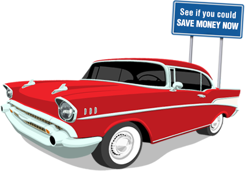 Save on Classic Car Insurance